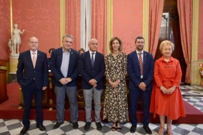 Sessió constitutiva del Consell de Cambres Catalanes