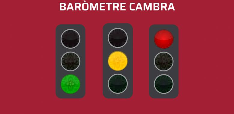 Baròmetre Cambra